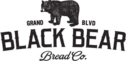 Black Bear Bread Co Logo
