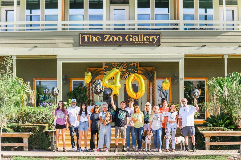 Zoo Gallery 40 Years_Grand Boulevard